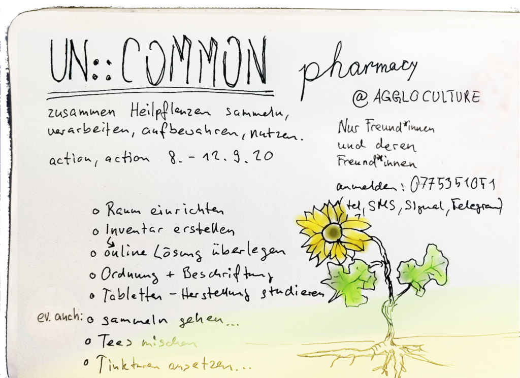 UN::COMMON PHARMACY action, action